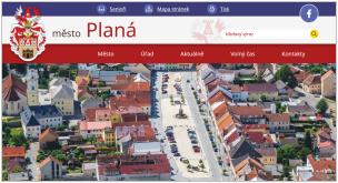 Město Planá