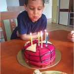 Tadeáš slavil 6. narozeniny