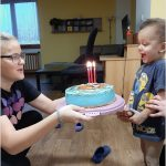 Kevin slavil 3. narozeniny