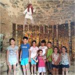 Prázdniny na chatě u Zbiroha